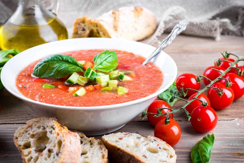 5 рецептов вкусных и легких холодных супов