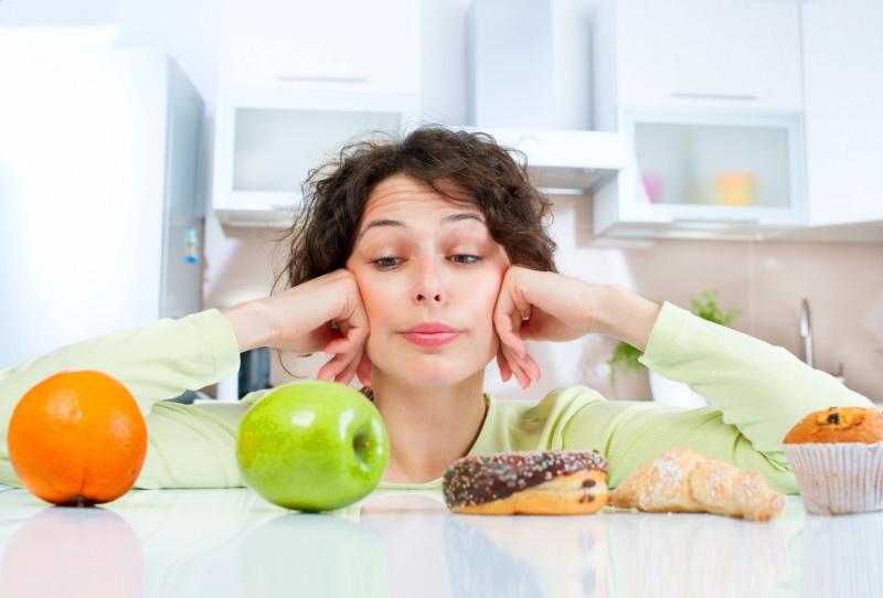 Как есть в два раза меньше и не испытывать чувство голода